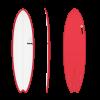 """Torq Modfish 6'10"""" x 21 3/4"""" x 2 3/4"""" x 46 ltr"""